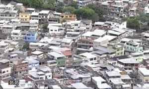 Comunidades são alvo de operação contra o tráfico de drogas no RJ