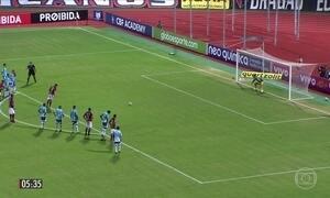 Veja os gols da 7ª rodada do Campeonato Brasileiro