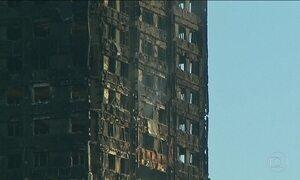 Aumenta o número de mortos no incêndio que atingiu prédio em Londres