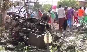 Ataque terrorista na capital da Somália deixa pelo menos 19 mortos