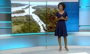 Chuva ajuda a recuperar importante barragem de Pernambuco