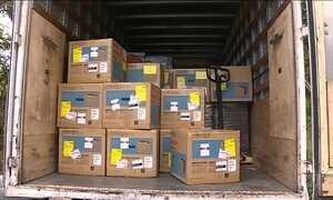 Polícia prende quadrilha especializada em roubo de carga em MG