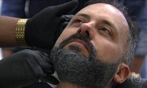 Nova geração de barbearias faz sucesso entre o público masculino