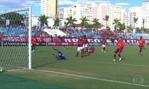 Veja os gols de sábado (17) do Brasileirão