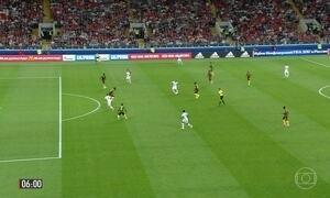 Gols são anulados após análise dos árbritos de vídeo no exterior