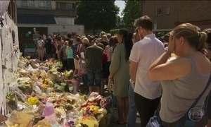 Sobe para 79 o número de mortos no incêndio em um prédio de Londres