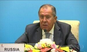 Avião dos EUA derruba jato sírio e Rússia diz que houve agressão militar