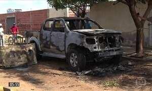 Explosão de barraca de fogos de artifício provoca destruição em Petrolina (PE)