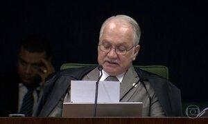 Supremo discute se Fachin continua como relator dos processos da J&F