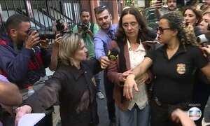 Andrea Neves, irmã de Aécio, já pode ser solta e cumprir prisão domiciliar