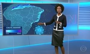 Confira a previsão do tempo para a quinta-feira (22) em todo o país