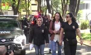 Andrea Neves, irmã do senador afastado Aécio Neves, já está em prisão domiciliar