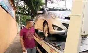 Motoristas do RJ enfrentam problemas quando o veículo é roubado e recuperado depois
