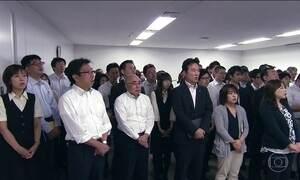 Funcionários no Japão cantam hino da empresa e produtividade aumenta