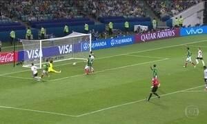 Alemanha está na final da Copa das Confederações na Rússia