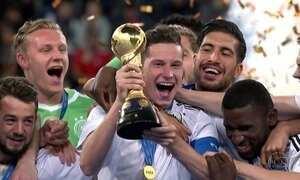 Alemanha ganha do Chile e vence a Copa das Confederações