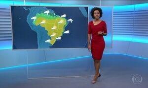 Fim de semana terá sol na maior parte do Brasil