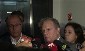 PSDB libera deputados para votarem contra o presidente na CCJ