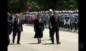 Tentativa fracassada de golpe para derrubar o presidente da Turquia completa um ano