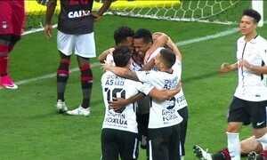 Confira os gols deste sábado (15) das Séries A e B do Brasileirão