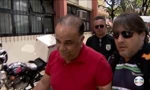 Marcos Valério, operador do PT no Mensalão, é transferido de cadeia em MG