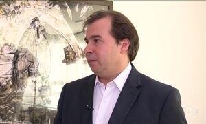 Contra fortalecimento de Maia, Temer tenta dissuadir deputados do PSB de migrar para DEM