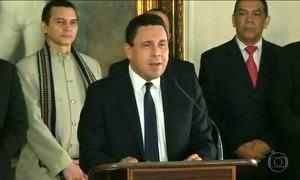 Venezuela mantém convocação para Constituinte apesar de ameaça dos EUA