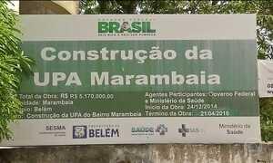 Atraso em entrega de três unidades de saúde no Pará gera transtornos para os pacientes