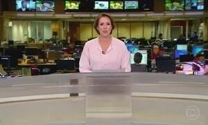 Jornal Hoje - Edição de sábado, 22/07/2017