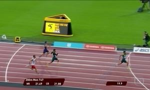 Quatro brasileiros ganham medalhas no Mundial de Atletismo Paralímpico