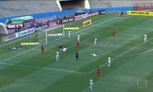 Veja os gols deste sábado (22) pelo Campeonato Brasileiro