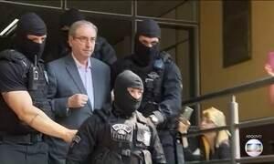 PGR pede ao Supremo que mantenha Eduardo Cunha preso