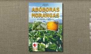 Universidade Federal de Viçosa tem livro sobre abóboras e morangas