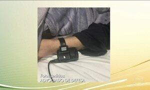 Roger Abdelmassih volta para cadeia por falta de tornozeleira eletrônica