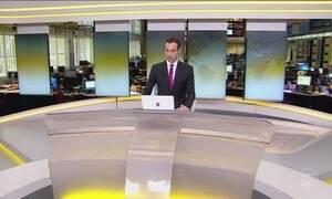 Jornal Hoje - Edição de sábado, 12/08/2017