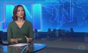 Jornal Nacional - Edição de sábado 12/08/2017