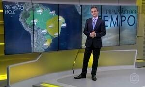 O tempo virou no meio do Brasil, inclusive em São Paulo
