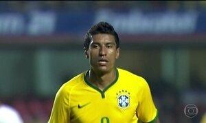 Barcelona contrata o brasileiro Paulinho