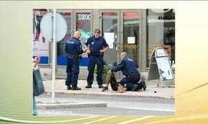 Marroquino é acusado de ataque na Finlândia