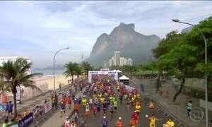 Meia Maratona Internacional do Rio reúne 18.500 corredores neste domingo (20)