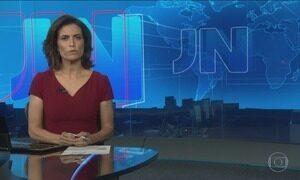Jornal Nacional - Edição de sábado, 19/08/2017