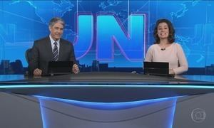 Jornal Nacional - Edição de terça-feira, 22/08/2017