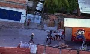 Exército no Rio tenta reduzir crimes de roubo de cargas com tecnologia