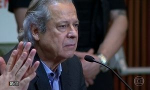 TRF adia julgamento de revisão de sentença do ex-ministro José Dirceu