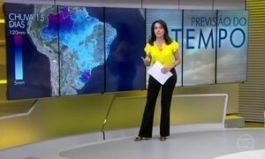 Domingo (17) não tem previsão de chuva para o Rio de Janeiro