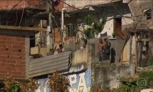 Guerra entre traficantes deixa dois mortos na Rocinha, no Rio
