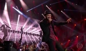 Justin Timberlake e Alicia Keys roubam a cena do Rock in Rio no domingo