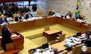 STF retoma julgamento sobre pedido da defesa de Temer para suspender segunda denúncia