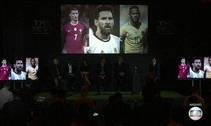 Fifa anuncia os finalistas ao prêmio de melhor jogador do mundo