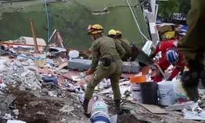 Missa na Cidade do México presta homenagem a vítimas de terremoto